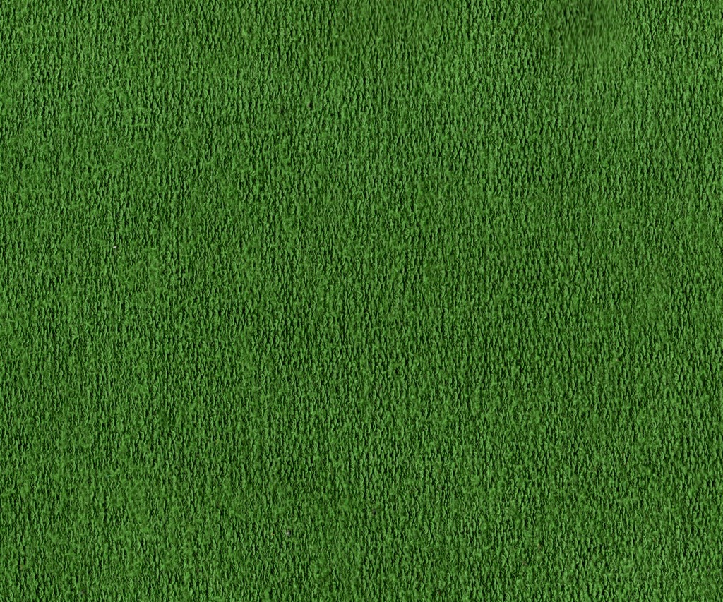 green-fabric-texture