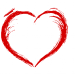 Hand Drawn Heart (EPS, SVG, PNG)