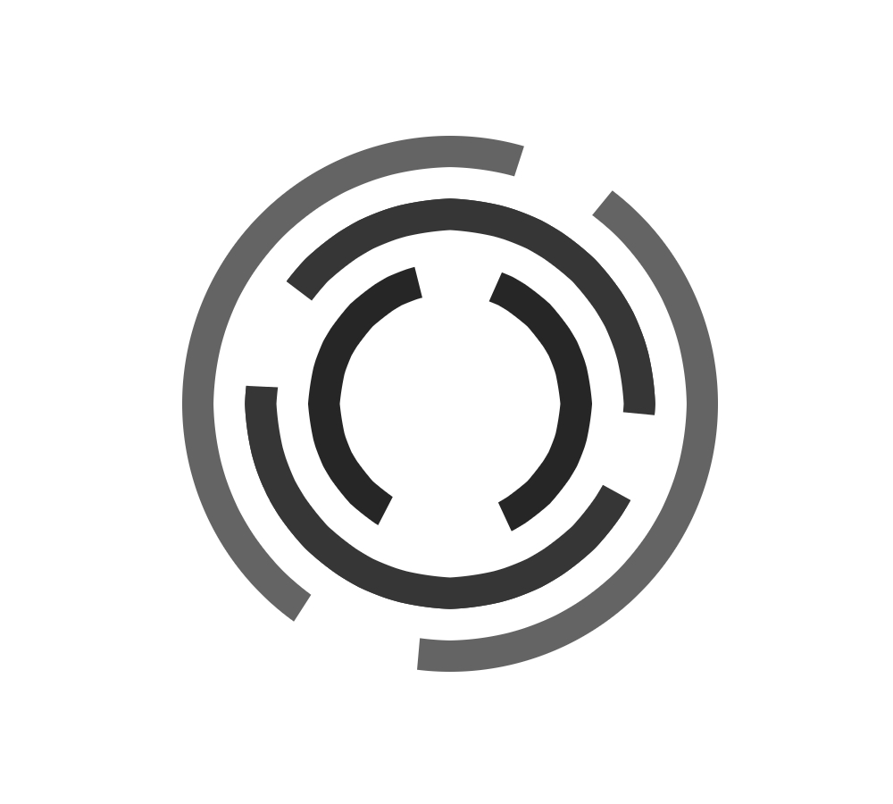 spiral circle logo template psd onlygfx com