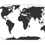 World Map Vector 2 (EPS, SVG, PNG)