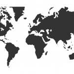 World Map Vector (EPS, SVG, PNG)
