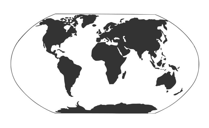 World Map Vector 2 (EPS, SVG, PNG) | OnlyGFX.com on