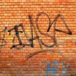 Graffiti Brick Wall Texture (JPG)