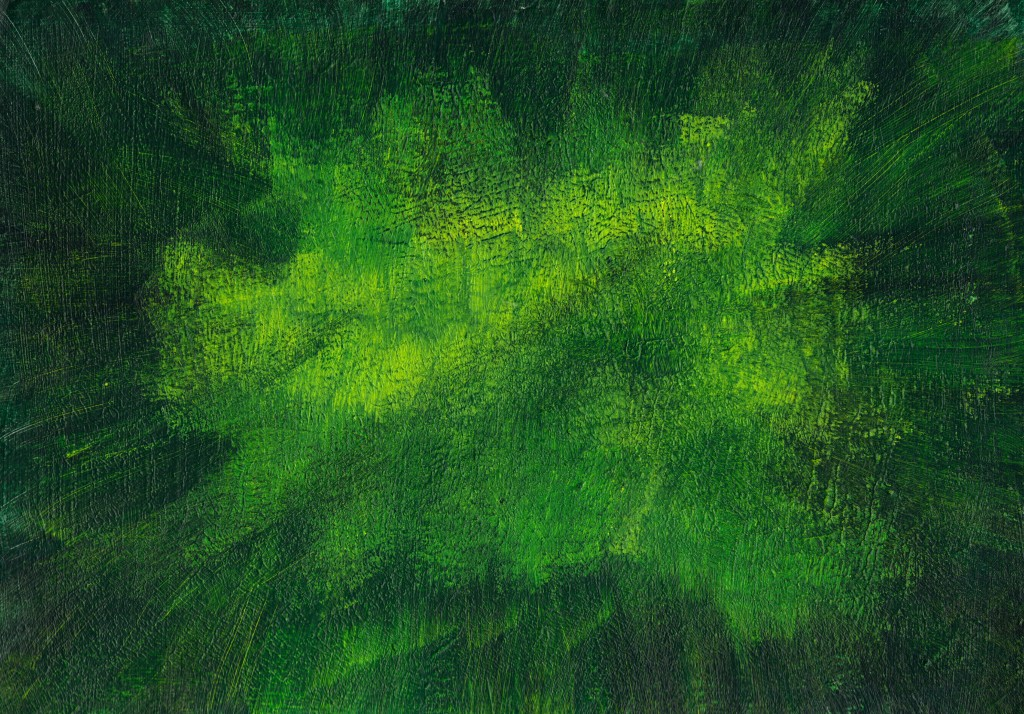 Green Brush Paint Texture Jpg