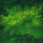 Green Brush Paint Texture (JPG)