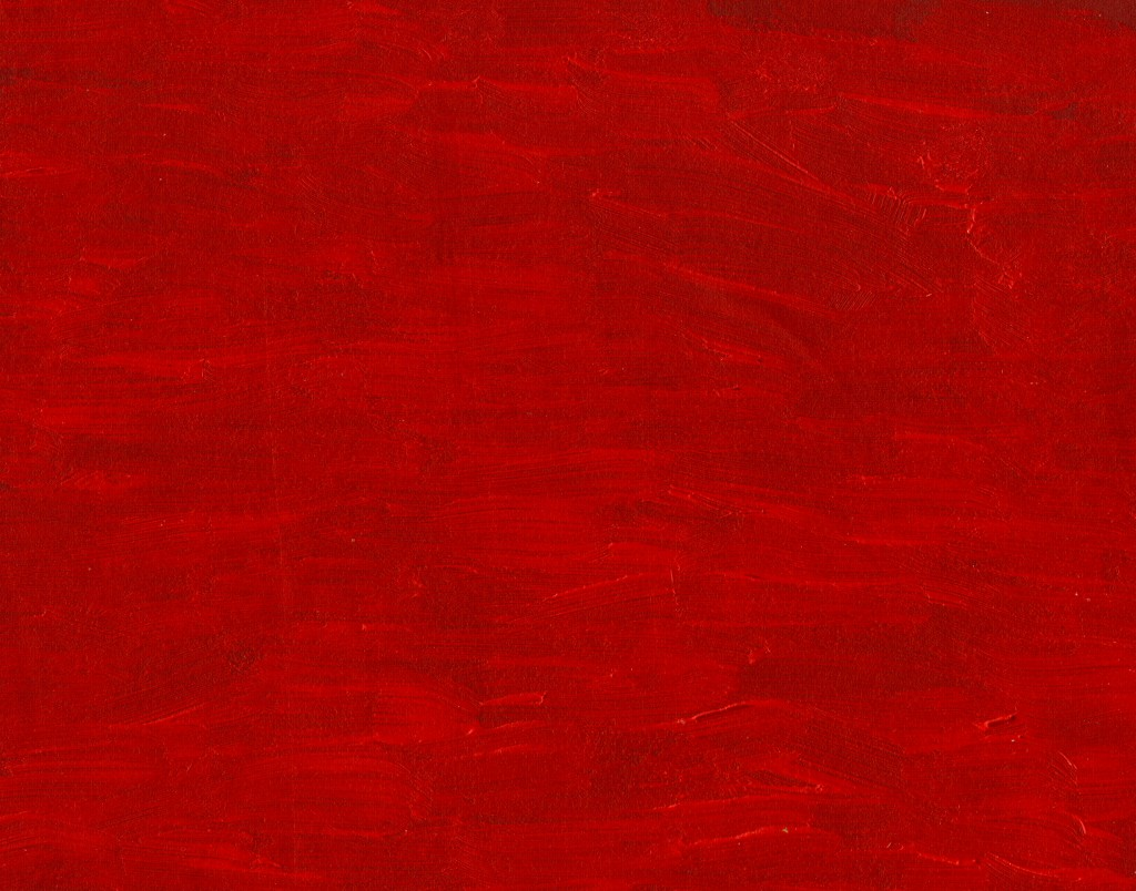 textured paint red crowdbuild for