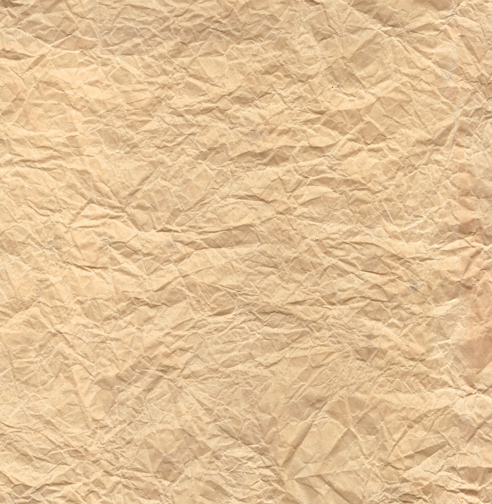 wrinkled-brown-paper