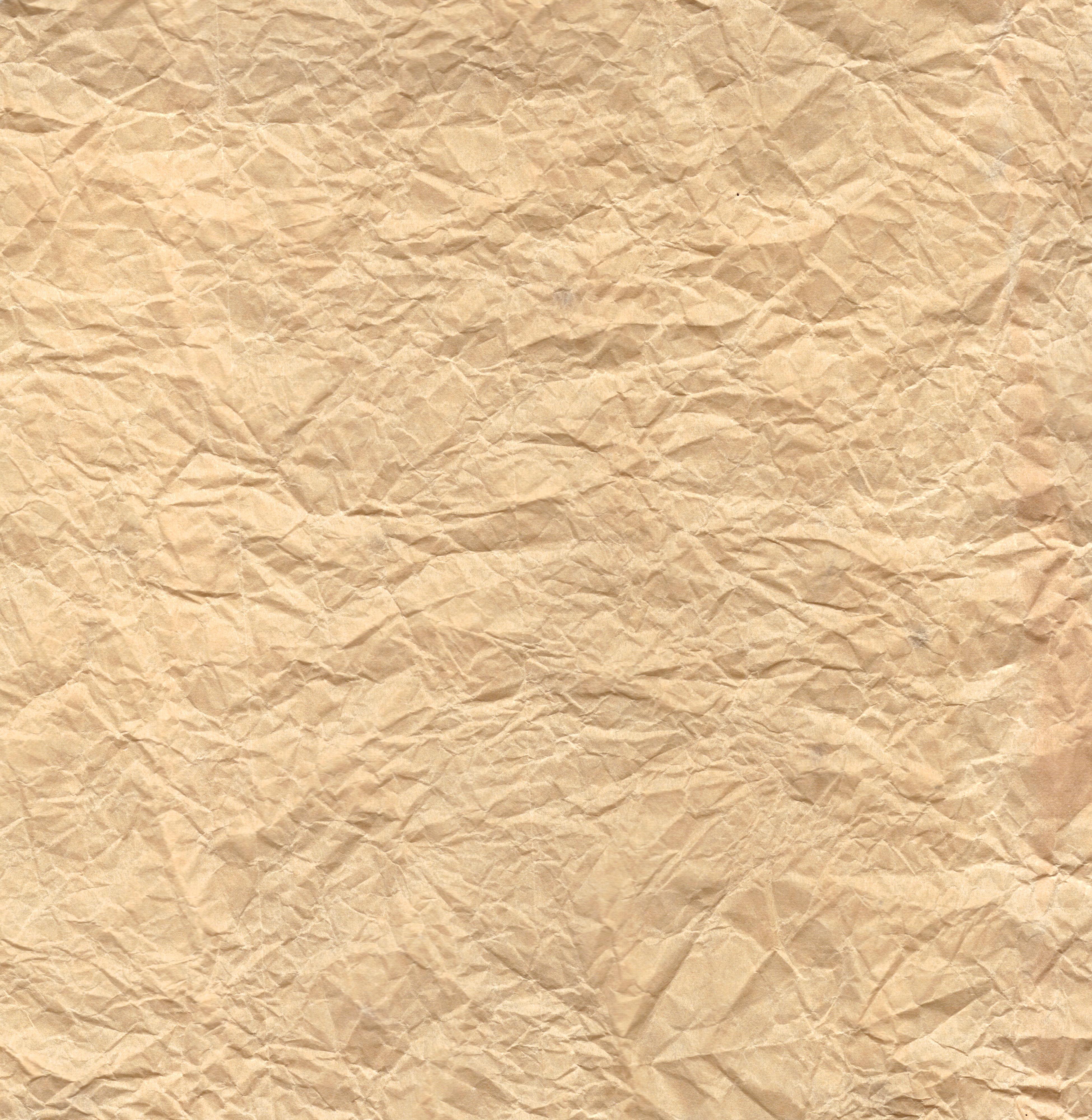 brown wrinkled paper texture (jpg) | onlygfx