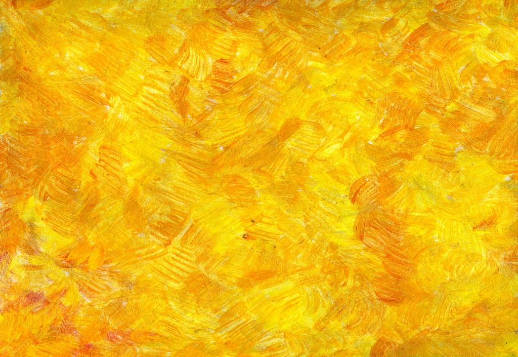 yellow-orange-paint-texture