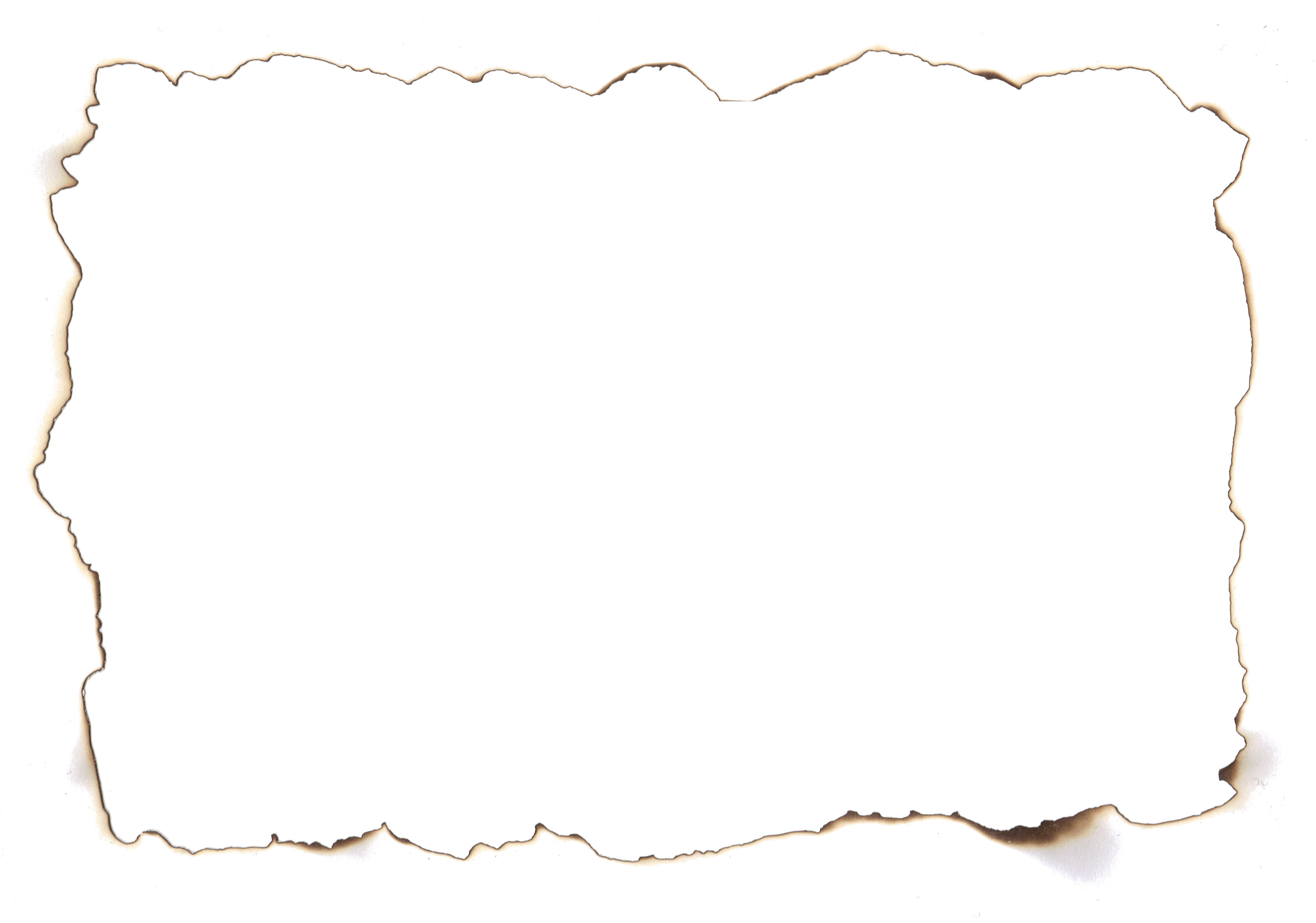 free download burned paper frame 1jpg