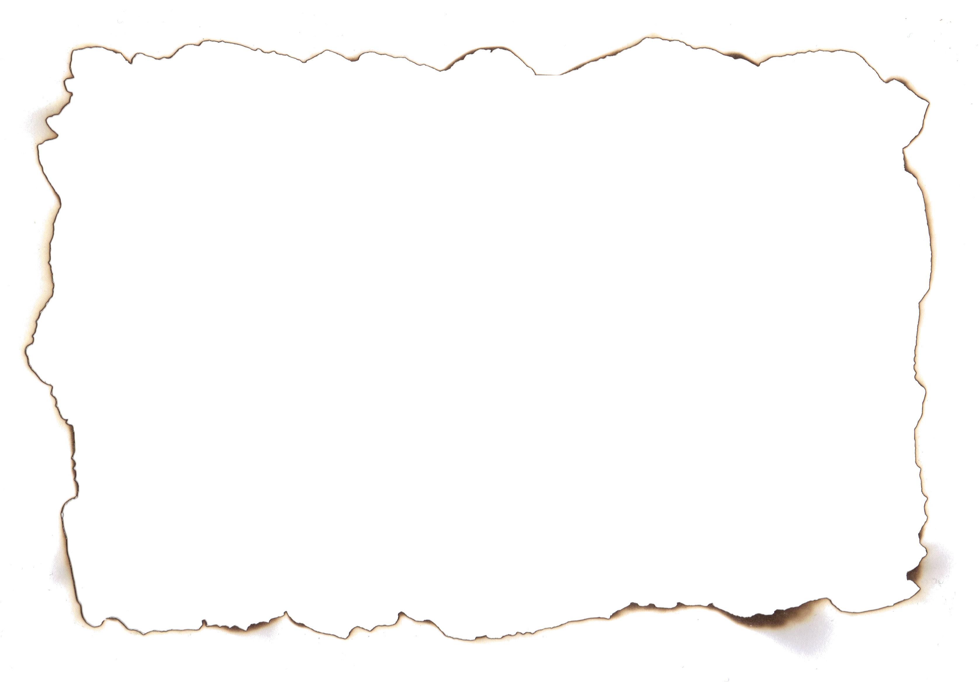 5 Burned Paper Frames (JPG) | OnlyGFX.com
