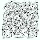Network Background Vector (EPS, SVG, PNG)