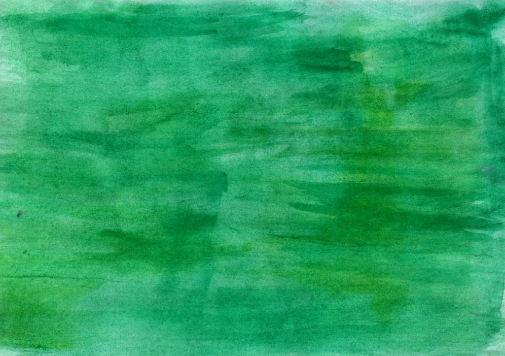green-watercolor-texture