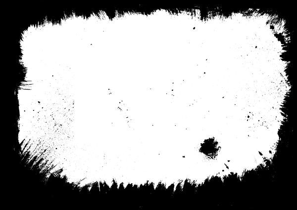 7 Grunge Frames (SVG, EPS, PSD, PNG Transparent) | OnlyGFX.com