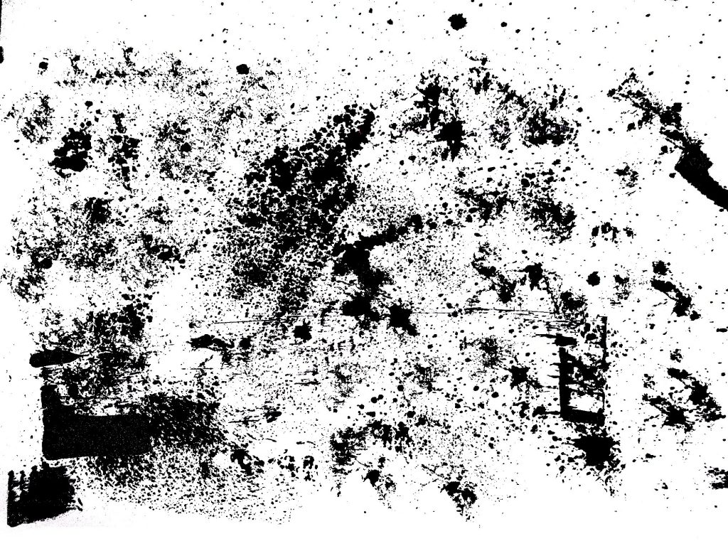 grunge-texture black-and-white-2