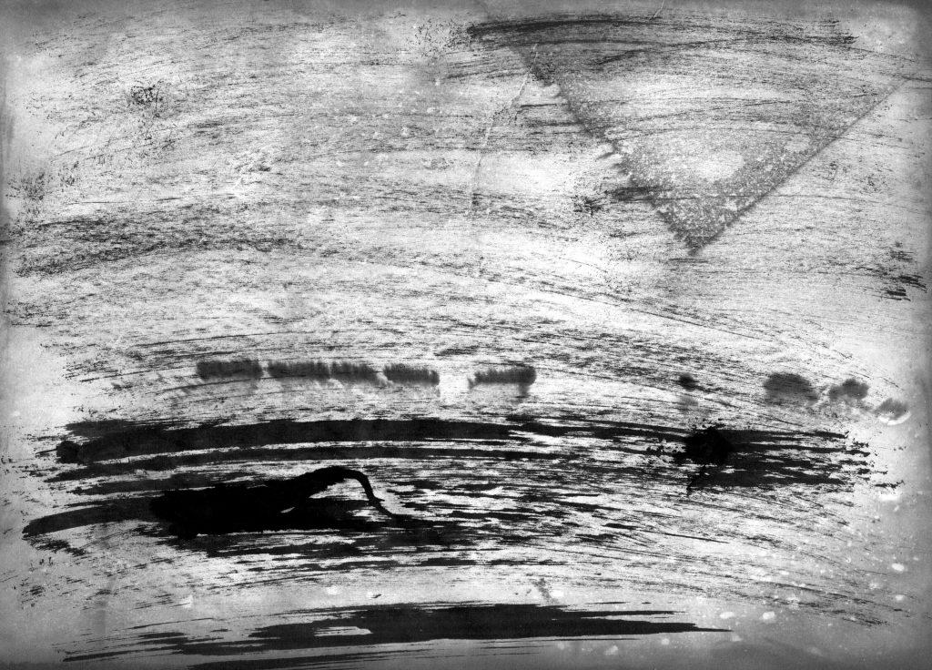 grunge-texture black-and-white-7