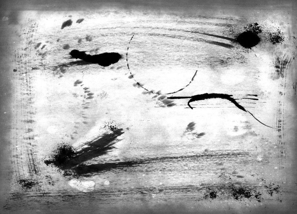grunge-texture black-and-white-9