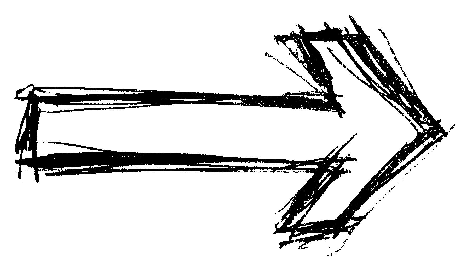 Hand Drawn Arrows PNG Image Transparent | OnlyGFX.com