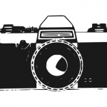 Old Photo Camera Vector (EPS, SVG, PNG)
