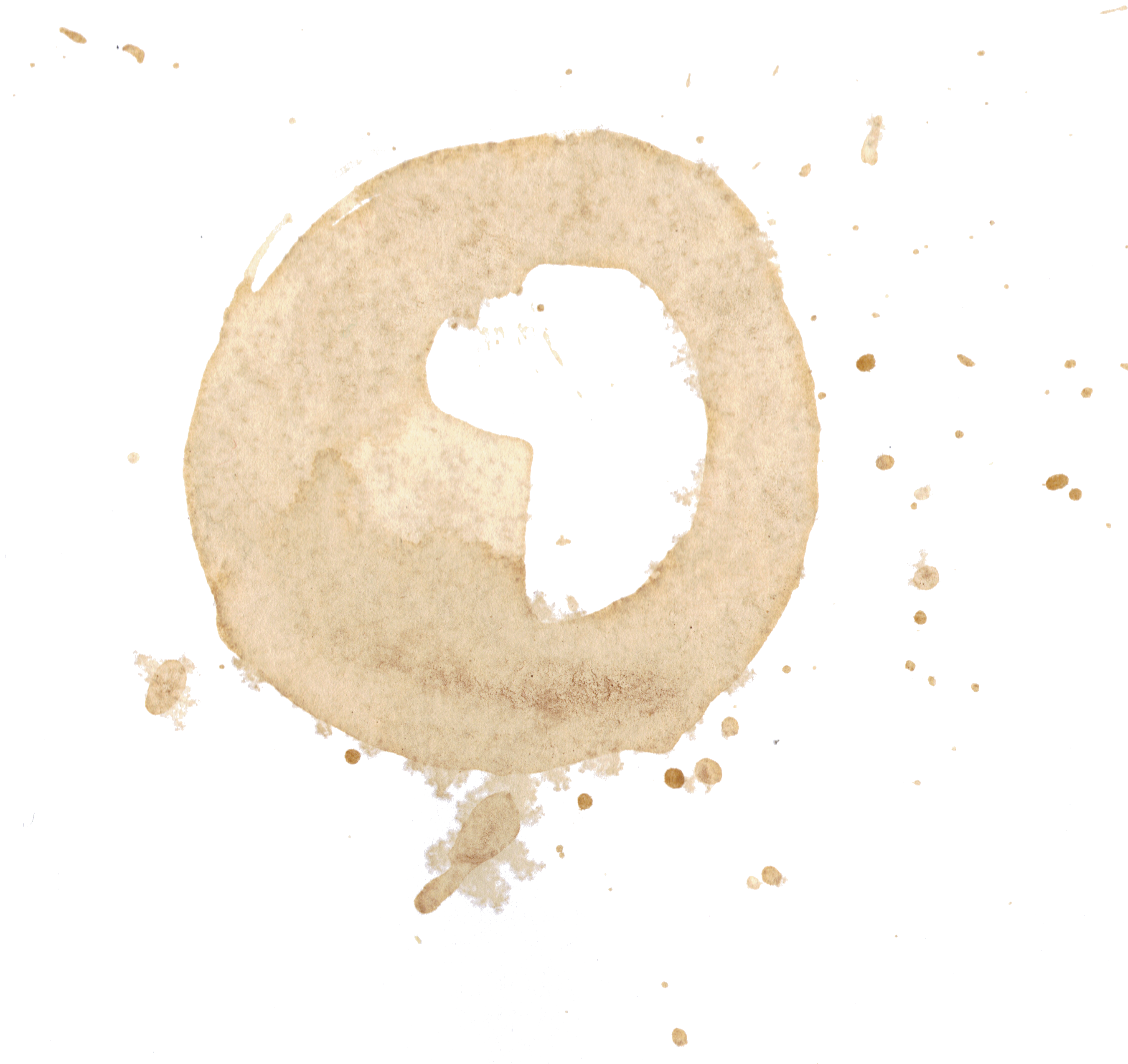 Free Download Cup Coffee Stain 1