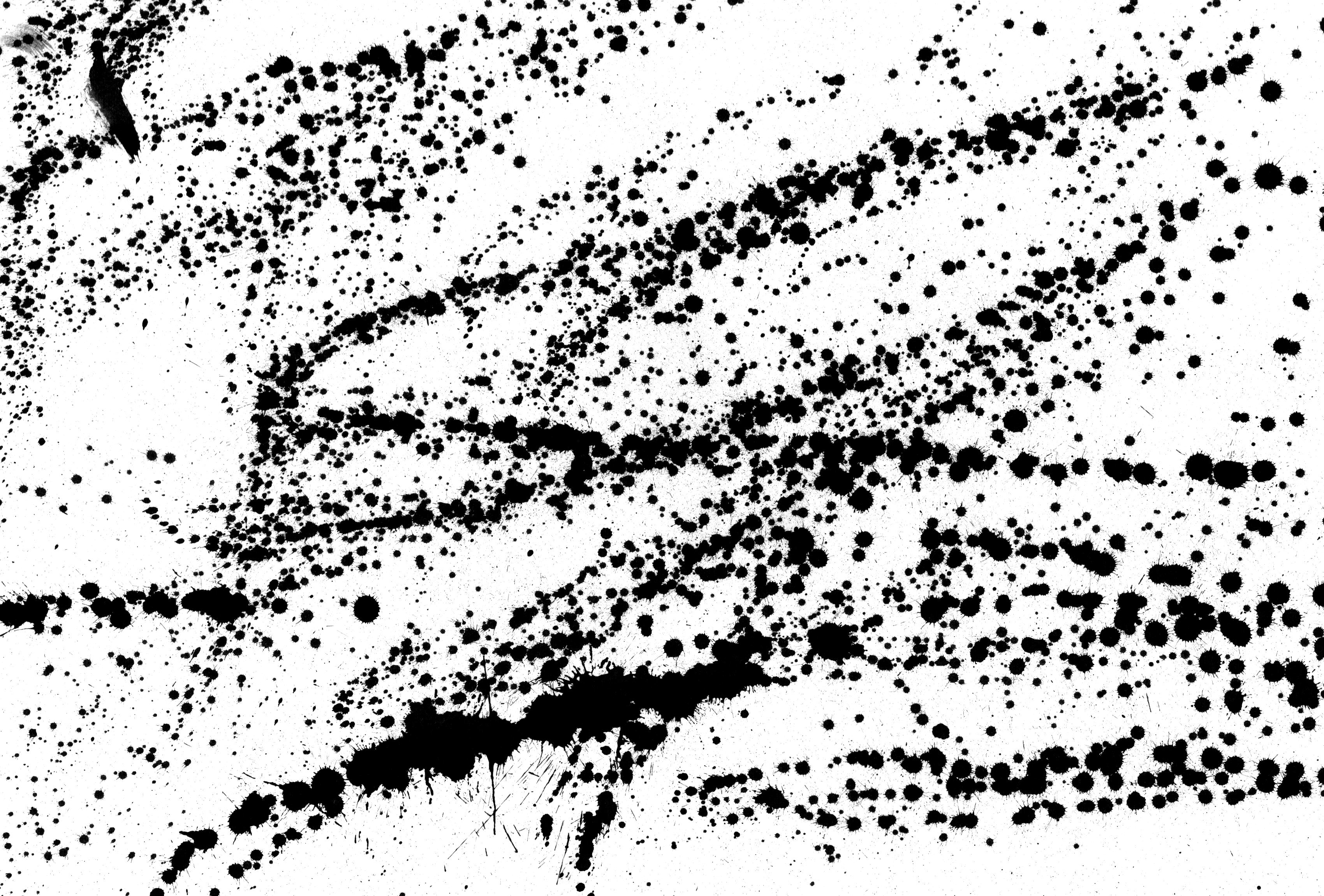 Ink Splatter Texture PNG OnlyGFXcom