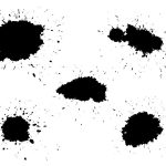 Ink Stain PNG Transparent