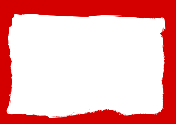 red-grunge-frame-1