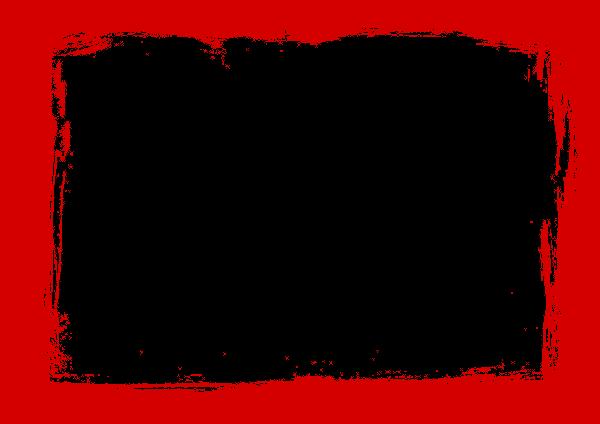 red-grunge-frame-4