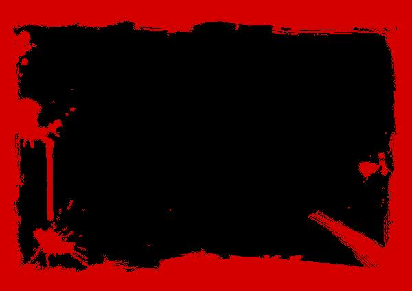 red-grunge-frame-5