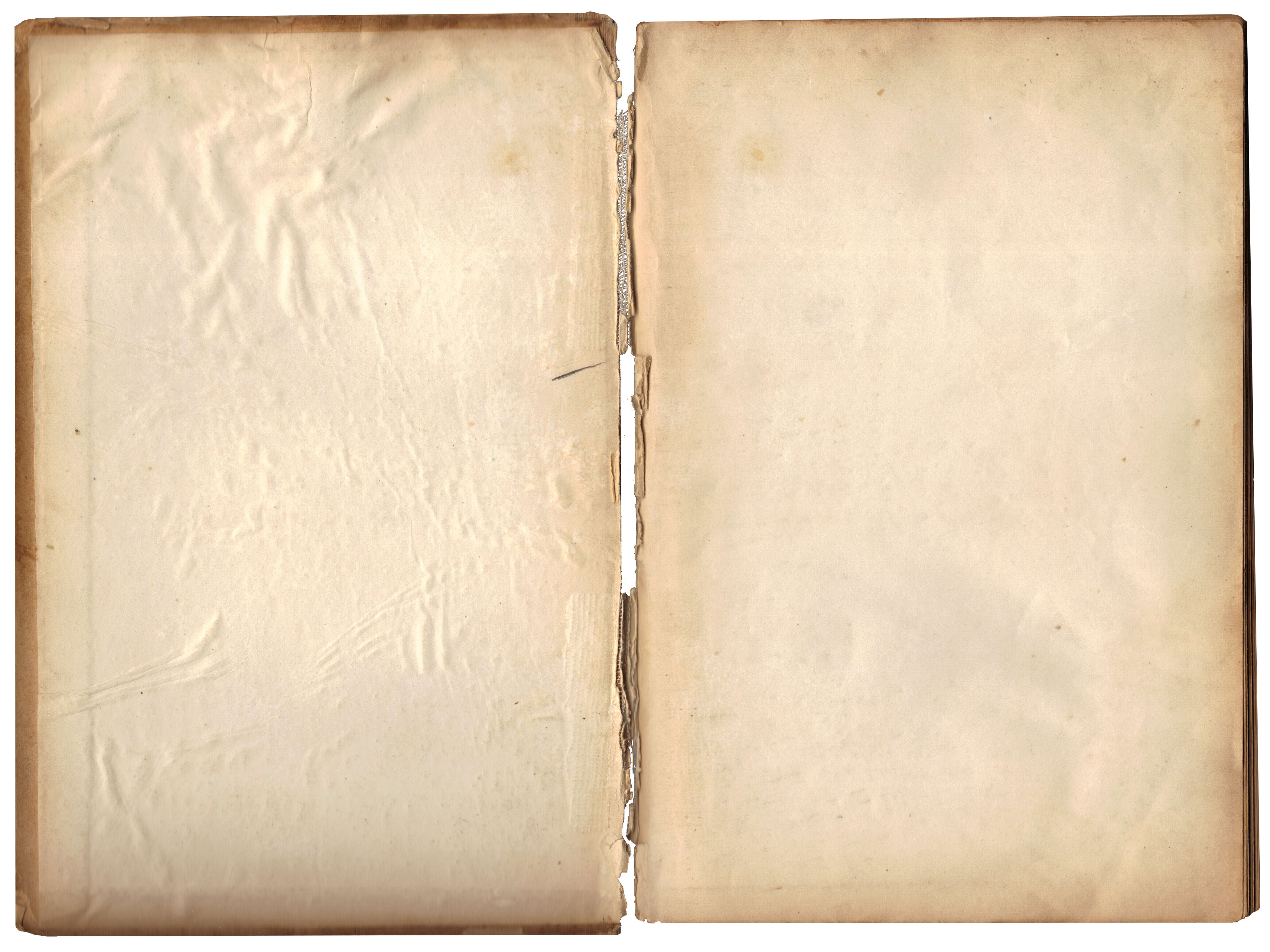 Free Download Old Open Book Textures 1