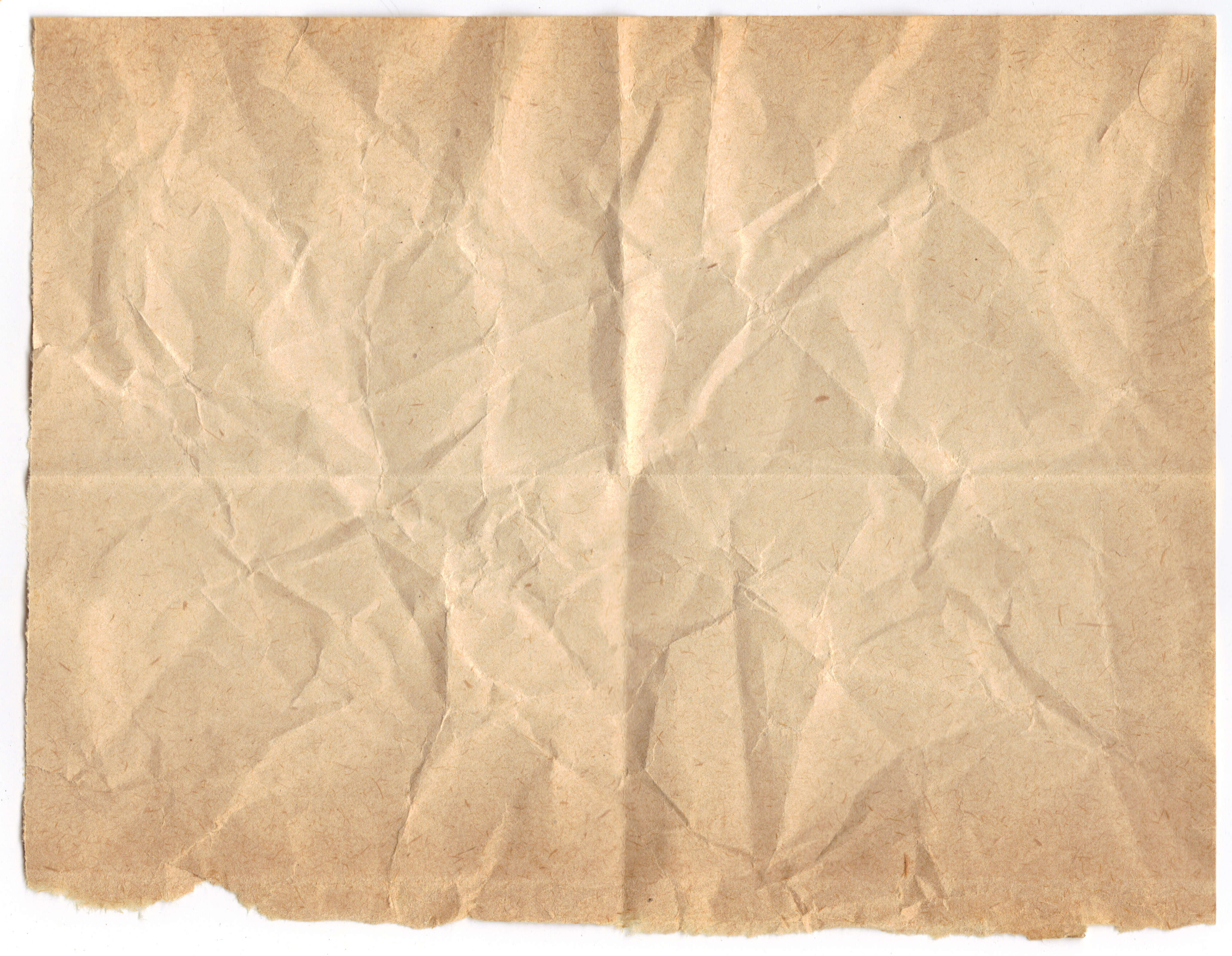 5 crumpled and folded old paper textures (jpg) | onlygfx
