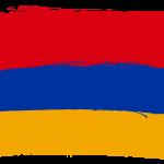 Flag of Armenia (PNG Transparent)