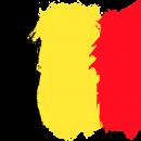 Flag of Belgium (PNG Transparent)