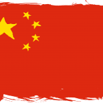 Flag of China (PNG Transparent)