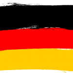 Flag of Germany (PNG Transparent)