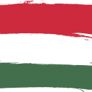 Flag of Hungary (PNG Transparent)