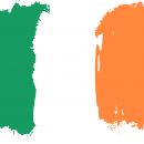 Flag of Ireland (PNG Transparent)