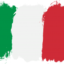 Flag of Italy (PNG Transparent)