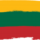 Flag of Lithuania (PNG Transparent)