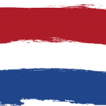 Flag of Netherlands (PNG Transparent)