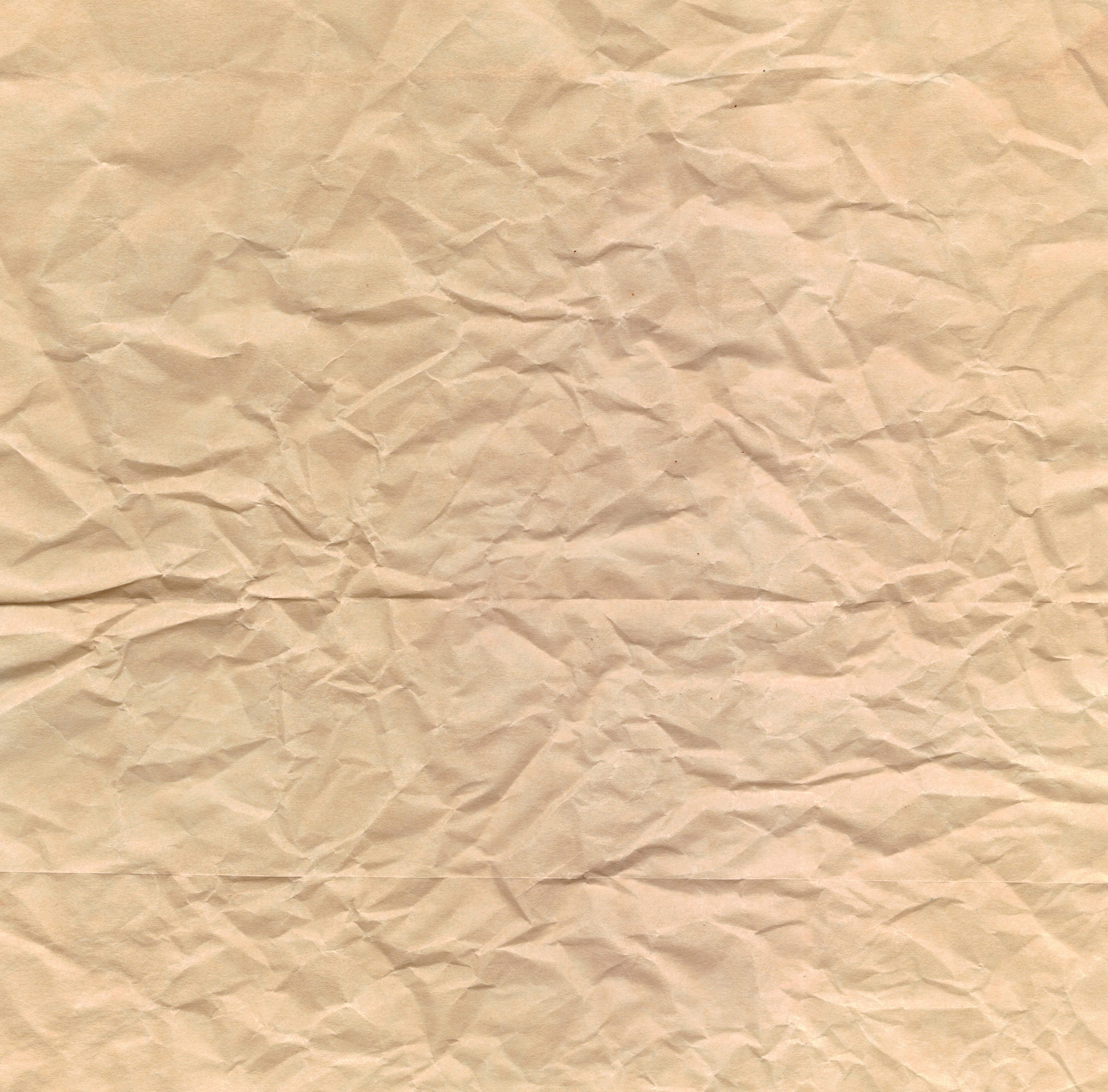 wrinkled paper texture This week i have some wrinkled paper for everyone's downloading pleasure here are 5 hi-res wrinkled paper textures for your texture hoarding stash (you can click on the images and get the full size ones from flickr.