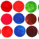 15 Paint Circles (PNG Transparent)