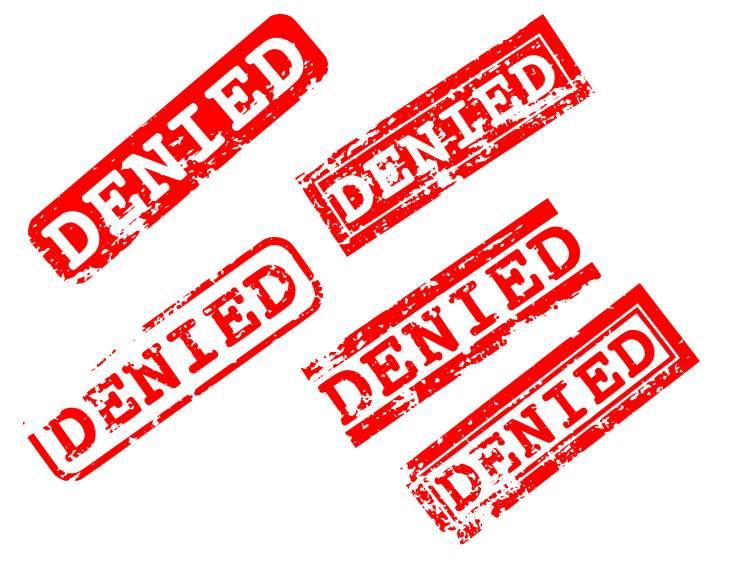 5 Red Denied Stamp Png Transparent Onlygfx Com