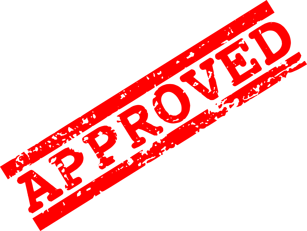 5 Red Green Approved Stamp Png Transparent Onlygfx Com