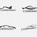 Sports Car Logo Vector (EPS,SVG)