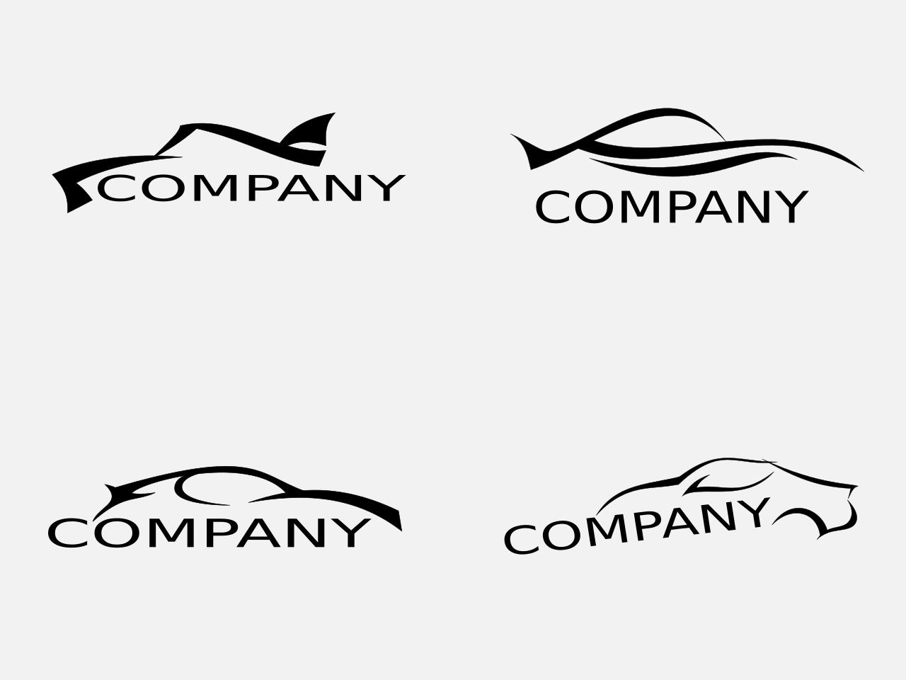 Sports Car Logo Vector Eps Svg Onlygfx Com