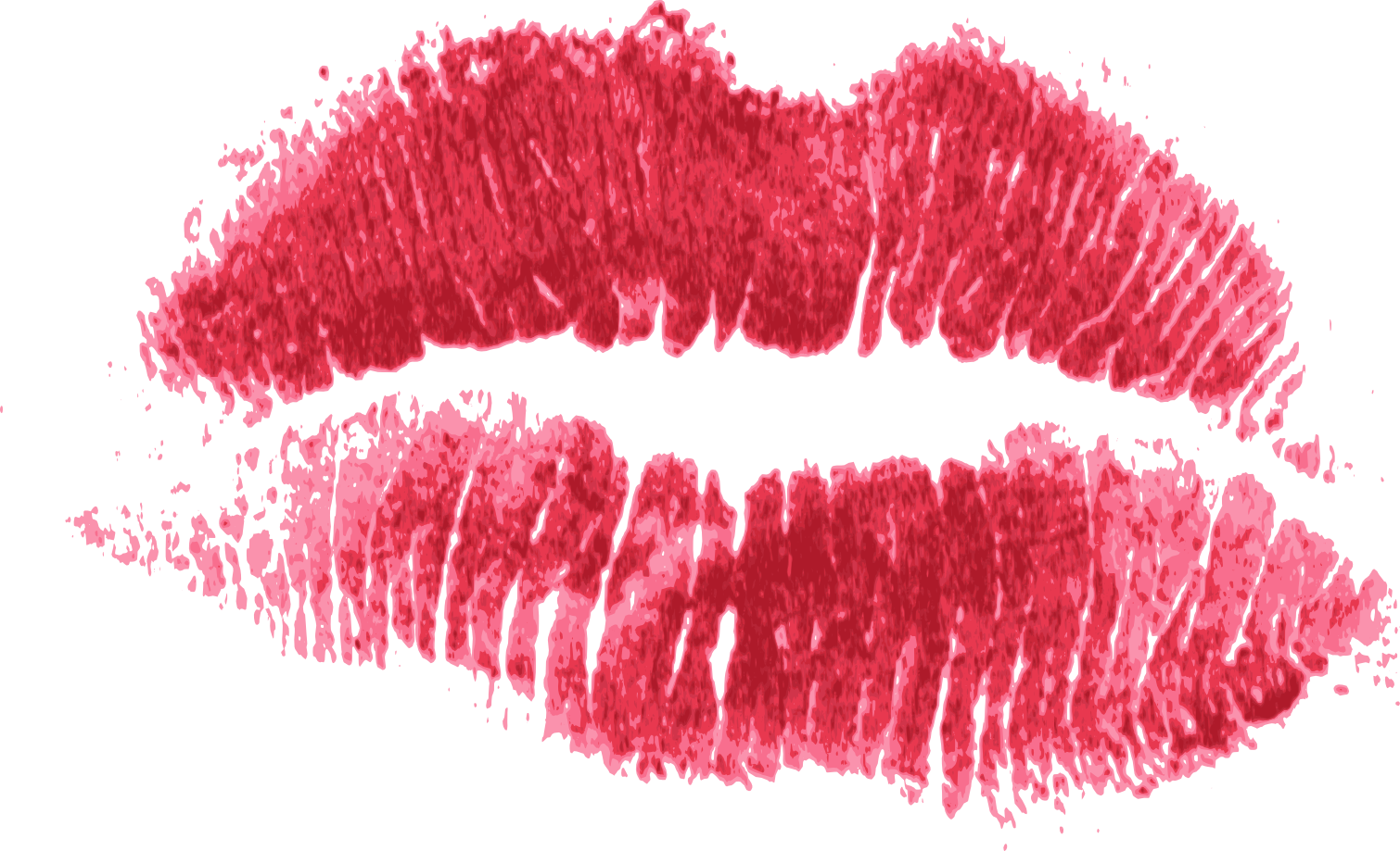 OnlyGFX.com 9 (PNG Red Transparent) Kiss Print | of Lips