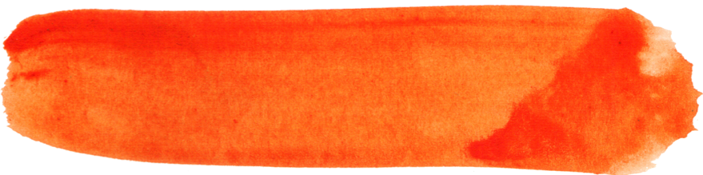 watercolor-brush-stroke-banner-orange-4