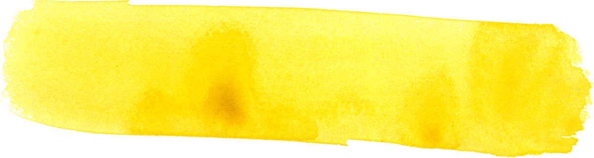14 Watercolor Brush Stroke Banners (PNG Transparent ...