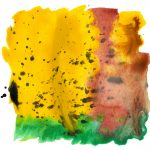 12 Watercolor Splatter Textures (JPG)